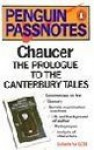 "Chaucer's ""Prologue to the Canterbury Tales"" (Passnotes) - Stephen Coote"