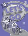 Let's Go 6 Workbook - Ritsuko Nakata, Karen Frazier, Barbara Hoskins