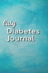 Easy Diabetes Journal: Tranquil Blue - Gary Smith