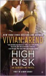 High Risk (Adrenaline, #1) - Vivian Arend