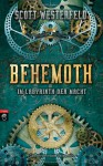 Behemoth - Im Labyrinth Der Macht - Scott Westerfeld, Keith Thompson, Andreas Helweg