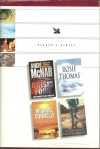 Reader's Digest Condensed Books 2000 - Crisis Four, White, Void Moon, The Soldier's Return - Andy McNab, Rosie Thomas, Michael Connelly, Melvyn Bragg