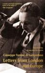 Letters from London and Europe - Giuseppe Tomasi di Lampedusa, Francesco Da Mosto