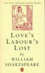Love's Labour's Lost (New Penguin Shakespeare) - John Kerrigan, William Shakespeare