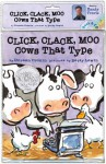 Click, Clack, Moo: Cows That Type - Doreen Cronin, Betsy Lewin, Randy Travis