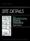 Site Details From Architectural Graphic Standards - Charles George Ramsey, James Ambrose, Harold Reeve Sleeper