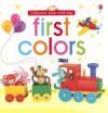 First Colors - Jo Litchfield, Matt Durber