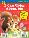 I Can Write About Me (Brighter Child I Can...) Pre K 2 - School Specialty Publishing