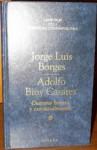 Cuentos breves y extraordinarios - Jorge Luis Borges, Adolfo Bioy Casares