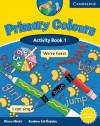 Primary Colours Activity Book 1 [With Stickers] - Diana Hicks, Andrew Littlejohn