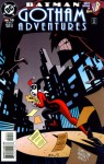 Batman: Gotham Adventures #10 - Bruce Timm, Shane Glines, Lee Loughridge, Ty Templeton, Rick Burchett, Terry Beatty, Zylonol, Tim Harkins