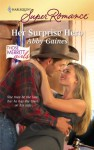 Her Surprise Hero - Abby Gaines