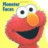 Monster Faces (Sesame Street) (A Chunky Book(R)) - Tom Brannon