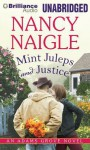 Mint Juleps and Justice - Nancy Naigle