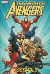 Mighty Avengers Vol. 1 - Brian Michael Bendis, Mark Bagley, Frank Cho