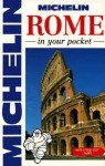 In Your Pocket Rome - Michelin Travel Publications