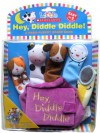 Hey Diddle Diddle: A Hand-Puppet Board Book - Jill Ackerman, Michelle Berg