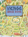 Viking Maze And Puzzle Book - Steven Axelson, Stephen Axelsen