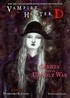 Vampire Hunter D Volume 20: Scenes from an Unholy War - Yoshitaka Amano, Jemiah Jefferson, Hideyuki Kikuchi