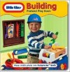 Little Tikes Building Pretend Play Book - Jackie Wolf