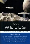 Seven Novels, Complete and Unabridged (Library of Essential Writers) - H.G. Wells