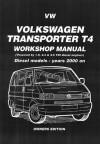 Volkswagen Transporter T4 Workshop Manual - Staff of Brooklands Books, Brooklands Books Ltd