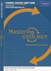 Masteringgeology -- Standalone Access Card -- For Earth: An Introduction to Physical Geology - Edward J. Tarbuck, Frederick K. Lutgens, Dennis Tasa