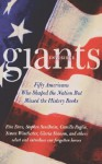 Invisible Giants: Fifty Americans Who Shaped the Nation But Missed the History Books - Mark C. Carnes