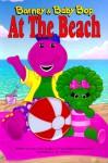 Barney & Baby Bop at the Beach - Lyrick Publishing, Margie Larsen