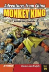 Monkey King # Volume 19 : Masters and Disciples - Wei Dong Chen, Chao Peng