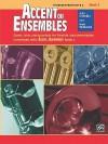 Accent on Ensembles, Bk 2: Trombone/Baritone B.C. - John O'Reilly, Mark Williams