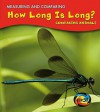 How Long Is Long?: Comparing Animals - Victoria Parker