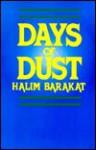 Days of Dust - Halim Barakat