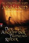 Die Chroniken von Araluen - Der Angriff der Temujai-Reiter: Band 4 (German Edition) - John Flanagan, Angelika Eisold-Viebig