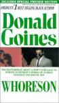 Whoreson - Donald Goines