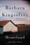 Homeland and Other Stories (Audio) - Barbara Kingsolver
