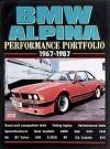 BMW Alpina Performance Portfolio 1967-1987 (Brooklands Road Test Books Series) - R.M. Clarke