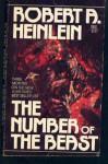 The Number Of The Beast - Robert A. Heinlein