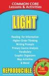 Common Core Lessons & Activities: Light - Carole Marsh