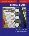 Design Basics, Multimedia Edition (with ArtExperience CD-ROM) - David Lauer, Stephen Pentak