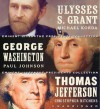 Eminent Lives: The Presidents Collection CD Set: George Washington, Thomas Jefferson and Ulysses S. Grant (Eminent Lives) - James Atlas, Paul Johnson, Christopher Hitchens, Paul Oliver Johnson, Sam Tsoutsouvas