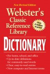 Webster's Reference Library Dictionary: New Revised Edition (Webster's Classic Reference Library) - School Specialty Publishing, American Education Publishing