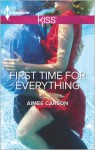 First Time for Everything - Aimee Carson