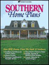 Southern Home Plans: Over 200 Homes from the South and Southeast - Home Planners Inc., Home Planners Inc
