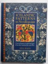 Icelandic Patterns in Needlepoint: Over 40 Easy-To-Stitch Designs from the Land of Ice and Fire - Jona Sparey