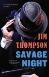 Savage Night - Jim Thompson
