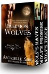 Caedmon Wolves (3-Book Bundle) Volume I - Ambrielle Kirk