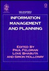 Information Management and Planning: Database 87, 14-16 April 1987, Craiglockhart Conference Centre, Edinburgh - Paul Feldman, Simon Holloway