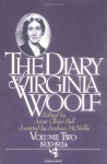 The Diary, Vol. 2: 1920-1924 - Virginia Woolf, Anne Olivier Bell