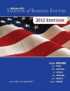 Mh Taxation of Business Entities 2012e with Connect Plus - Brian Spilker, Benjamin Ayers, John Robinson